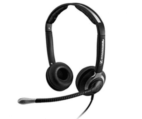 Sennheiser CC 550 IP call center headsets