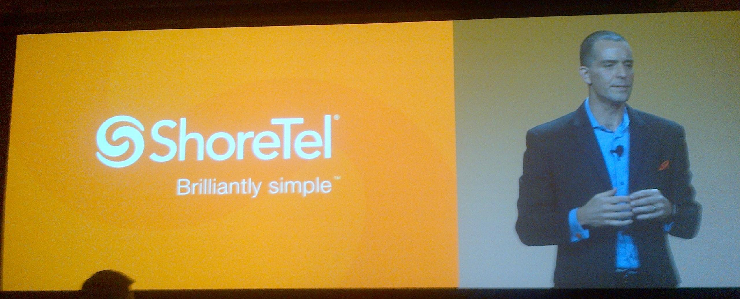 This is a Good Time to be Working with ShoreTel