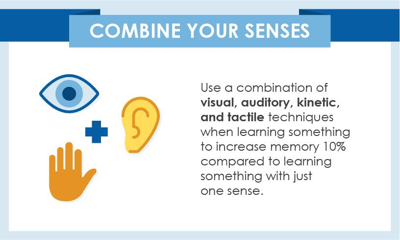 Combine Your Senses