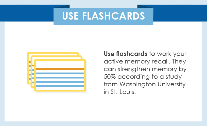 Use Flashcards