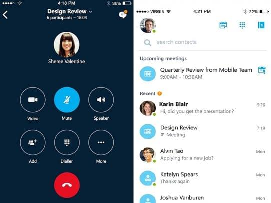 Top 7 Mobile Voip Apps For Business Communication Getvoip