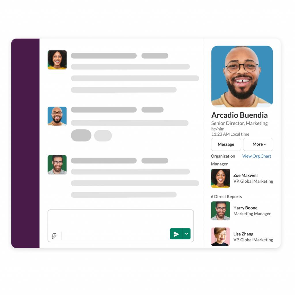 Slack Atlas Profile