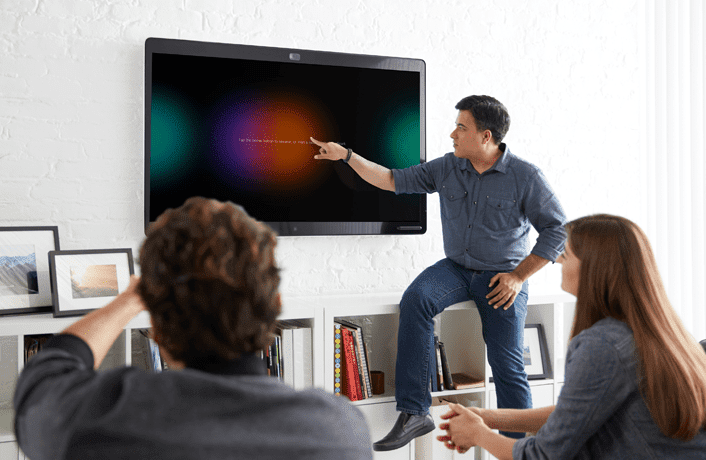 Cisco's Big Spark Announcement Is A Big Digital Whiteboard