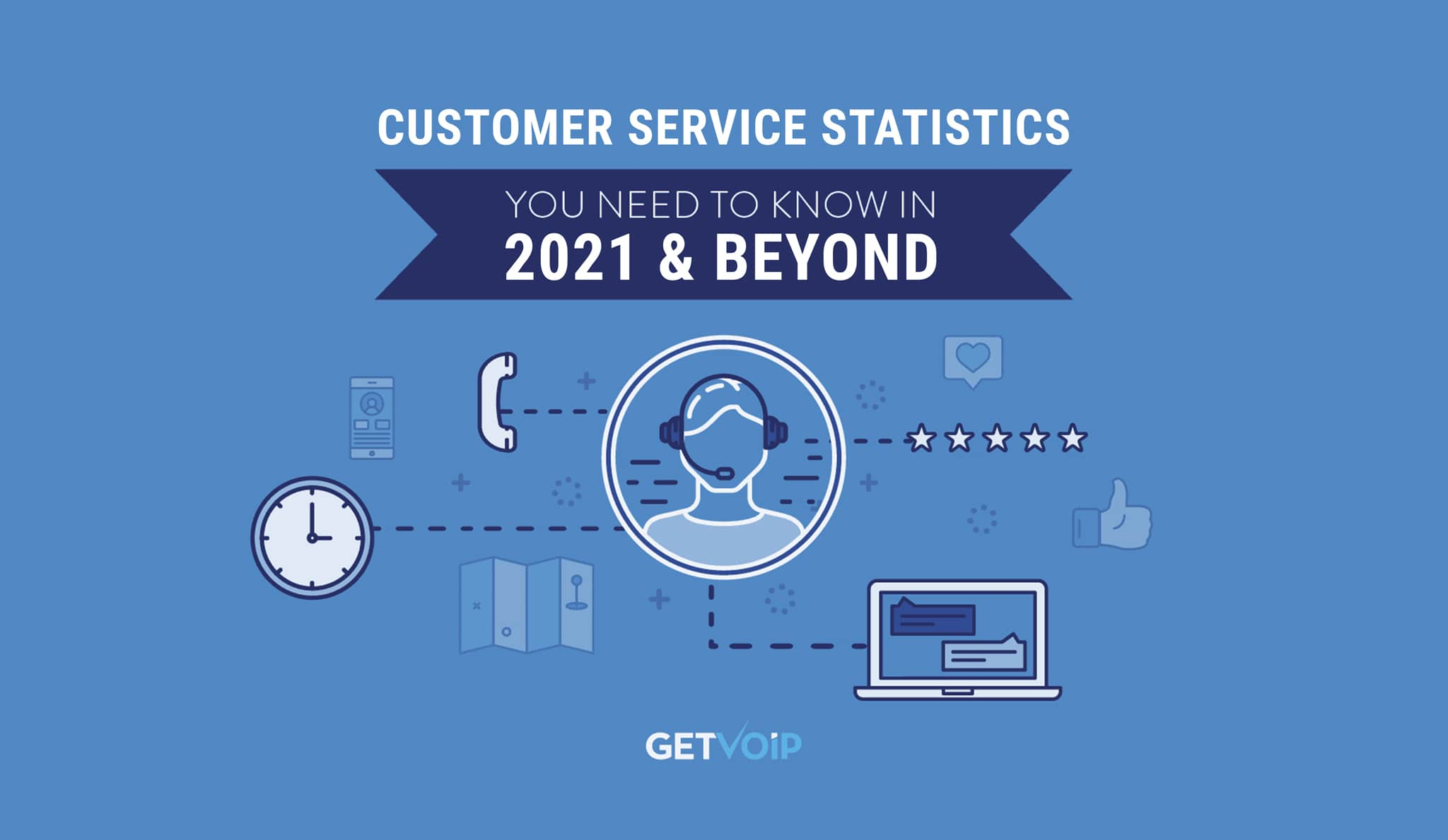The 75 Customer Service Statistics You Need to Know in 2021 and Beyond