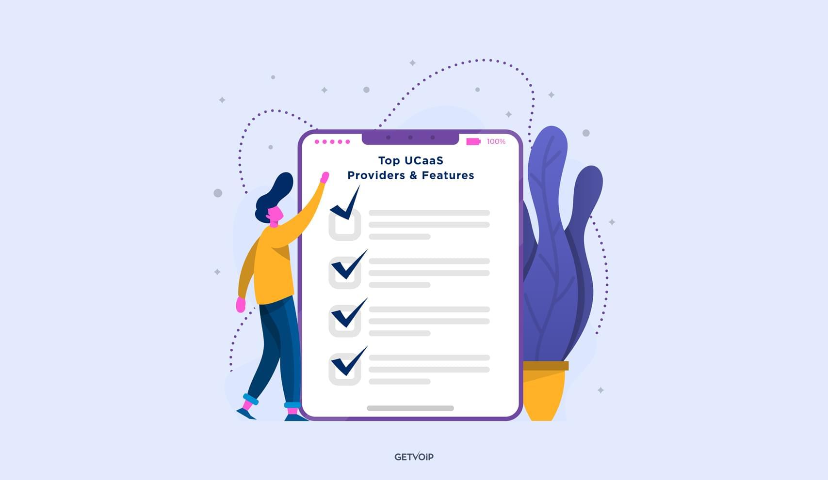 Top 7 UCaaS Providers & Features in 2021