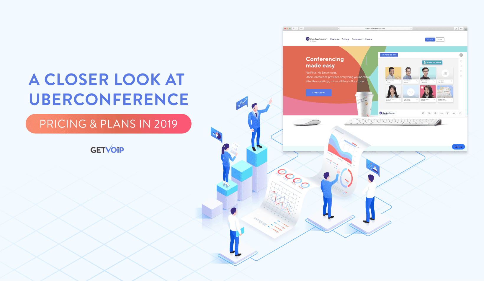 A Closer Look at UberConference Pricing & Plans in 2019