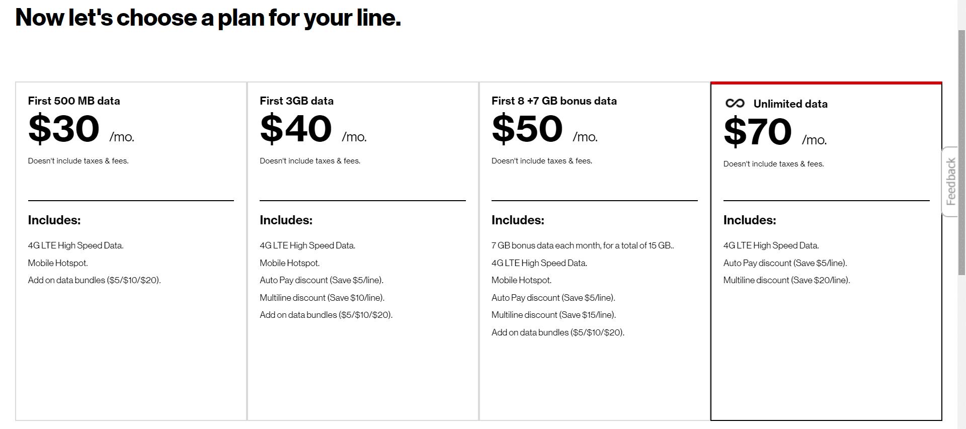 Hotspot Unlimited Data >> Verizon Unlimited Hotspot Review Broadband Internet On The