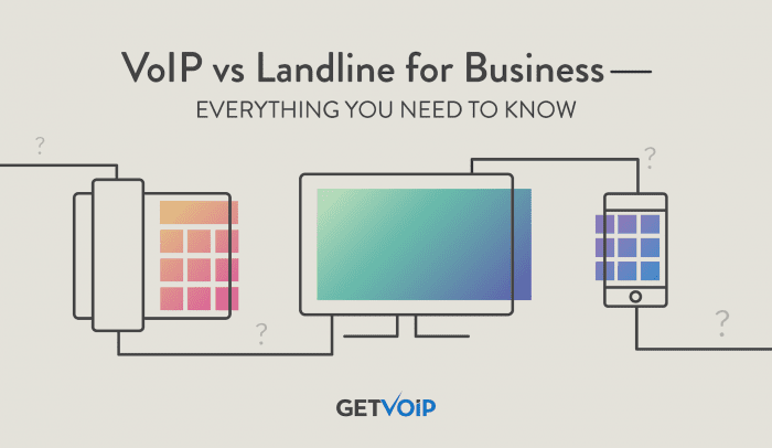 VoIP vs Landline for Business – Everything You Need to Know