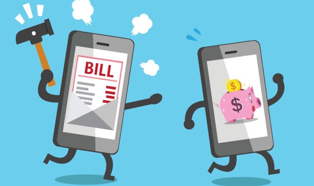 VoIP bill