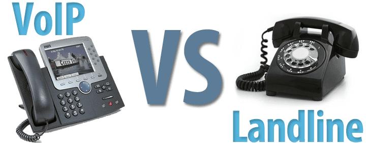 VoIP vs Landline In Depth Comparison