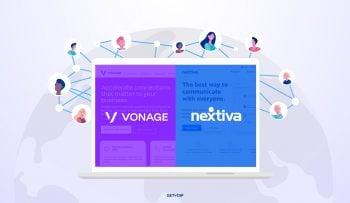 Vonage vs Nextiva: 2021 Showdown