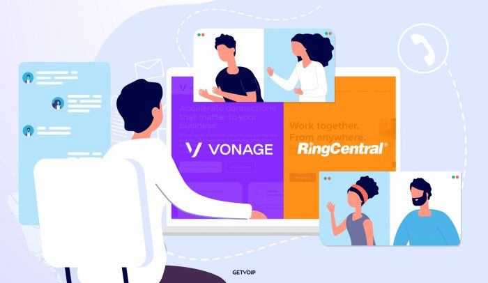 Vonage vs. RingCentral in 2021 – Which is The Best Small Business VoIP Provider?