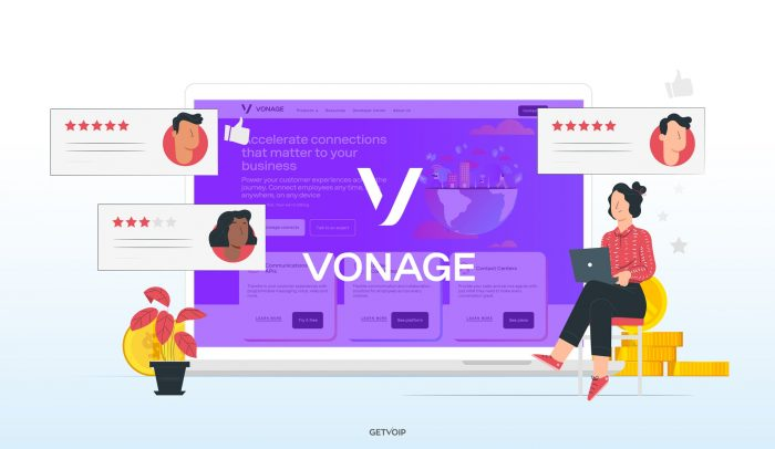 Vonage for Business Review for 2021: Pricing, Plans and Features