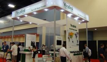 Yealink Exhibits New IP Phones at ITExpo East 2013