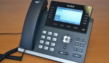 yealink t48g review video getvoip. Black Bedroom Furniture Sets. Home Design Ideas
