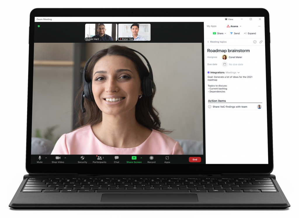 Zoom Productivity Features GetVoIP News Zoom Apps