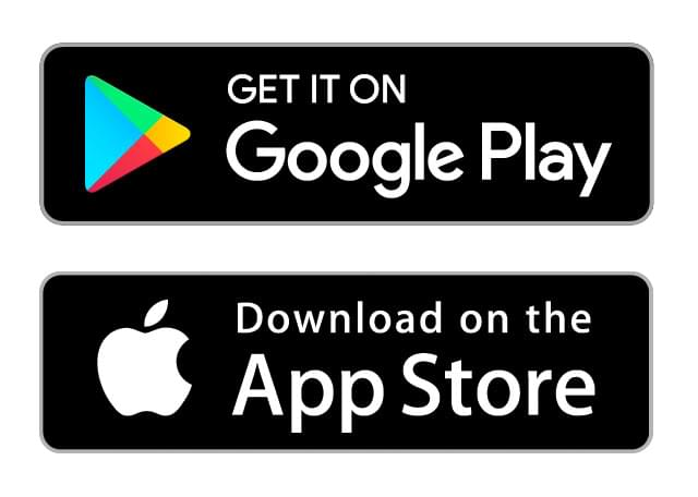 Google Play and Apple App Store