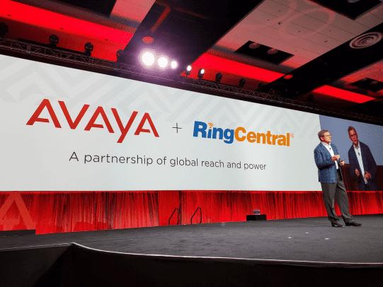 Avaya and RingCentral Announce Avaya Cloud Office