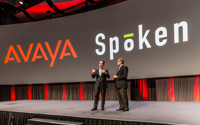 Avaya Jumps Into the Cloud and AI by acquiring Spoken