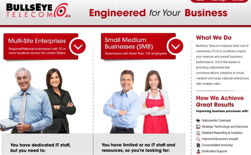 Bullseye Telecom: On Target