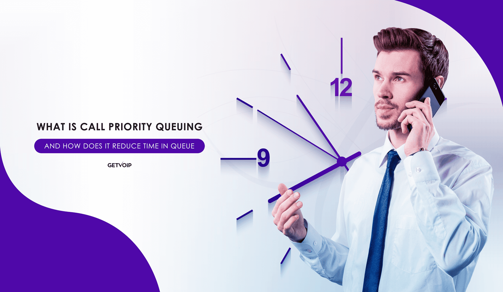 What is Call Priority Queuing and How Does it Reduce Time in Queue?