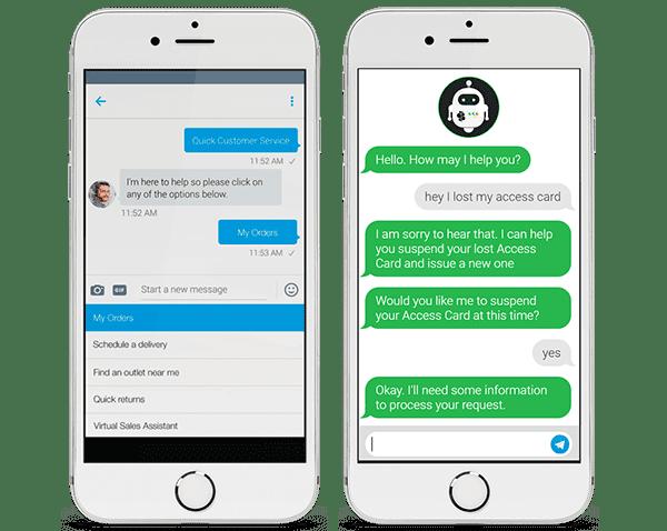 chatbot vs conversational ivr