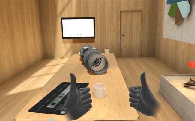 VR Cisco Spark