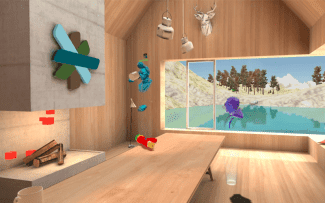 Virtual Reality Brings a Whole New Way To Collaborate