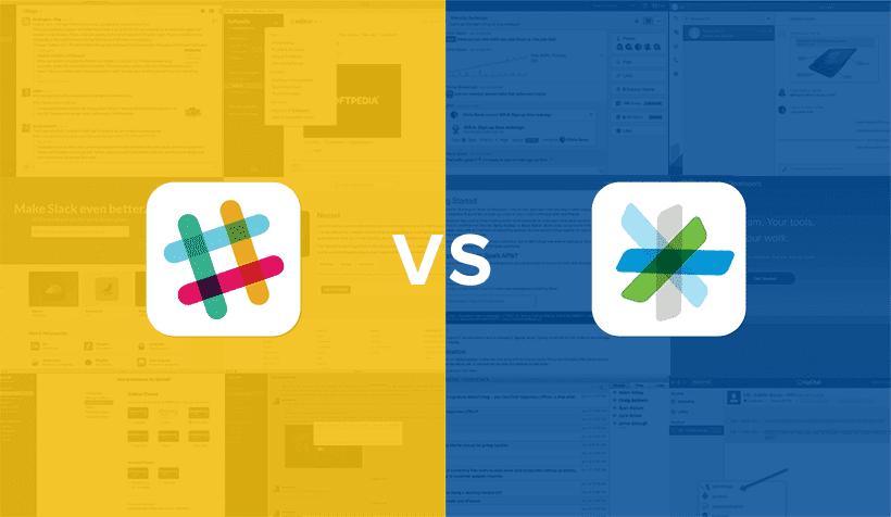 Cisco Spark vs Slack