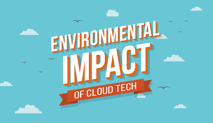 The Incredible Environmental Impact of Cloud Technology