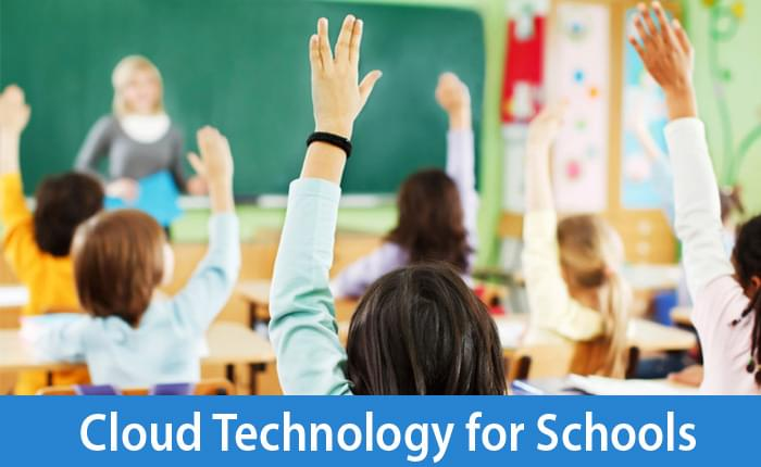 10 Disruptive Cloud Innovations for Schools