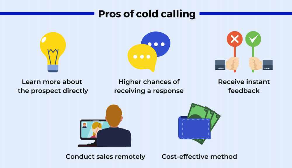Cold Calling Benefits