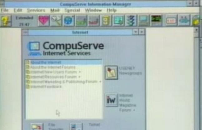 CompuServe is born