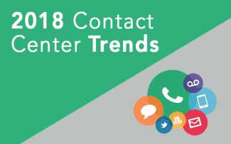 Top 10 Contact Center Trends for 2018