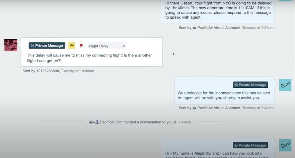 Conversocial Messaging
