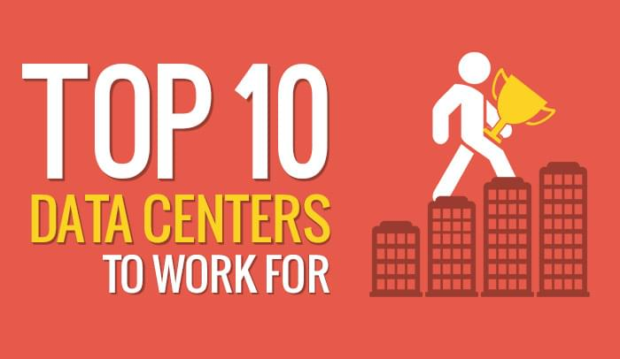 Top 10 Data Centers To Work For In 2014