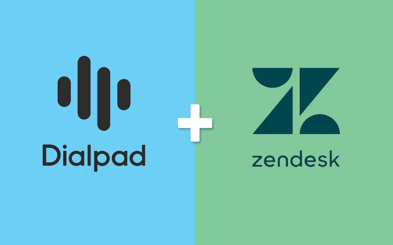 Dialpad Just Announced a New Zendesk CRM Integration