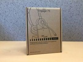 Jabra's Mystery Gift: Our Hands-on Review of the Engage 75 Headset