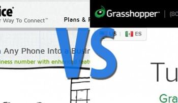 eVoice vs Grasshopper Comparison