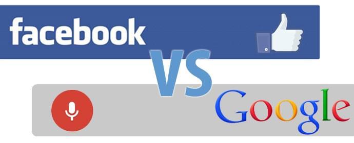 Facebook vs. Google: Will Facebook's New 'Home' App Hurt Google?