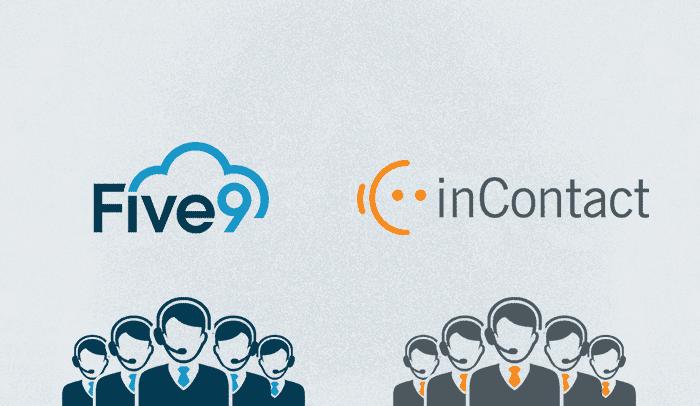 Five9 vs inContact – Contact Center Comparison