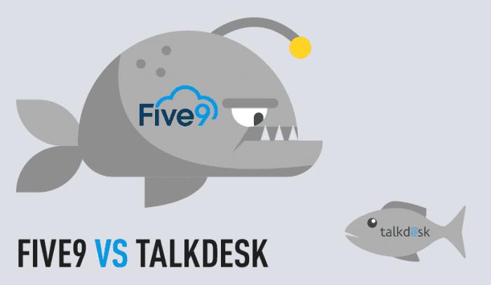 Five9 vs Talkdesk: The Ultimate Contact Center Showdown in 2017