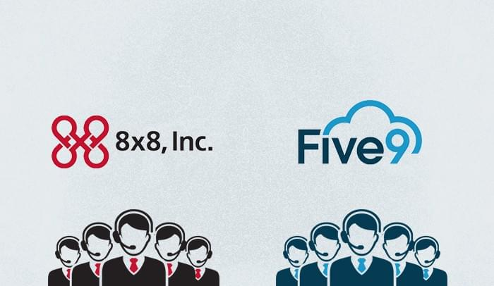 Five9 vs 8×8 – Call Center Solutions Compared