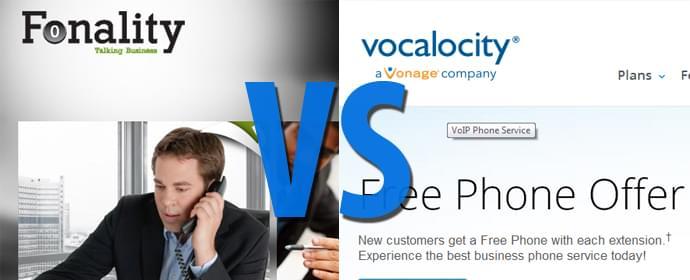 Vocalocity vs Fonality Comparison