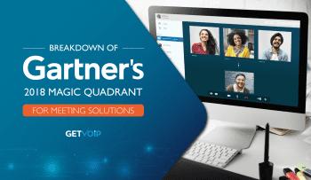 Our Rundown of Gartner's 2018 Magic Quadrant for Meeting Solutions