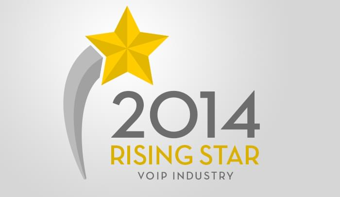 Top 10 VoIP Industry Rising Stars of 2014