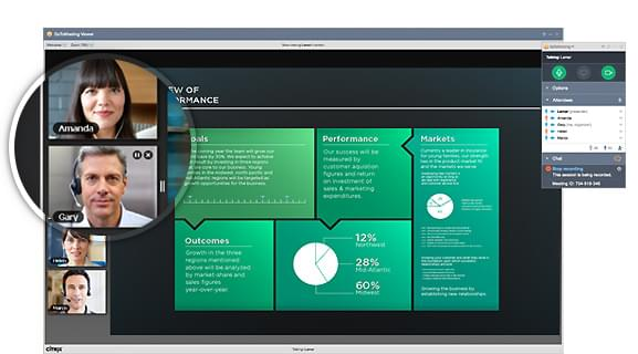 gotomeeting video conferencing