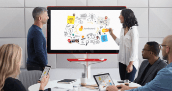 Not Another Wall Tablet: Google Launches The New Jamboard