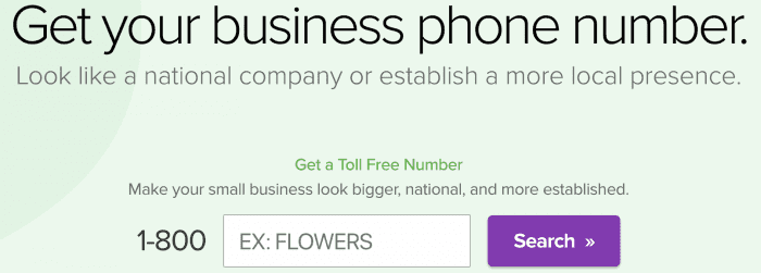 Grasshopper Toll Free Numbers