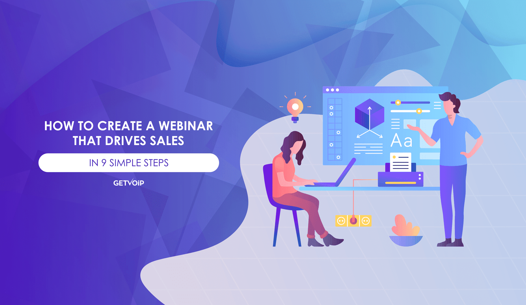 How to Create a Webinar That Drives Sales in 9 Simple Steps